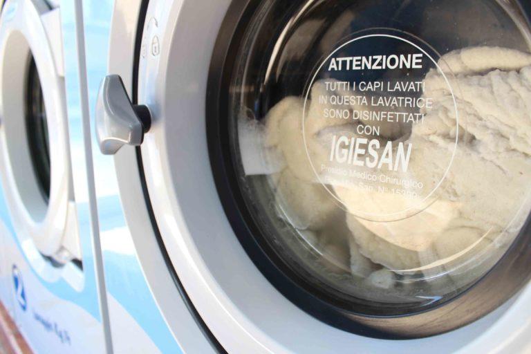 come lavare piumone in lavatrice